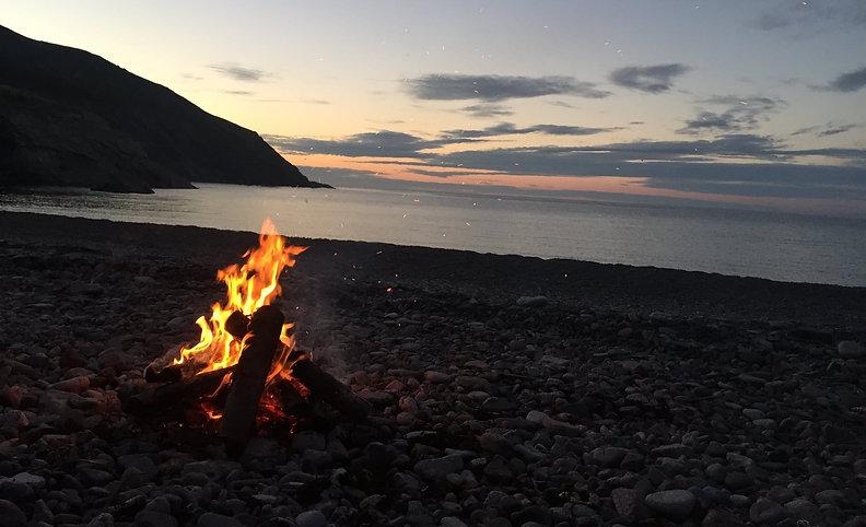 ORO Flatpack Firepit Canada