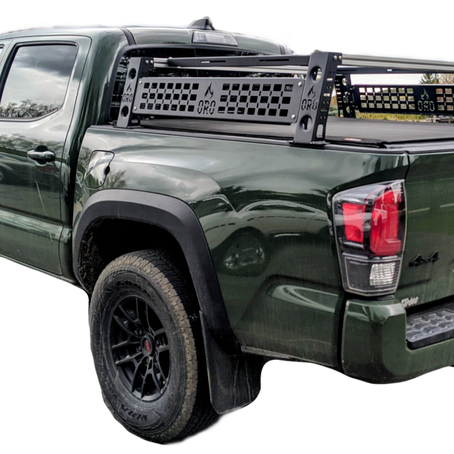 Tonneau Covers and Bed Racks...