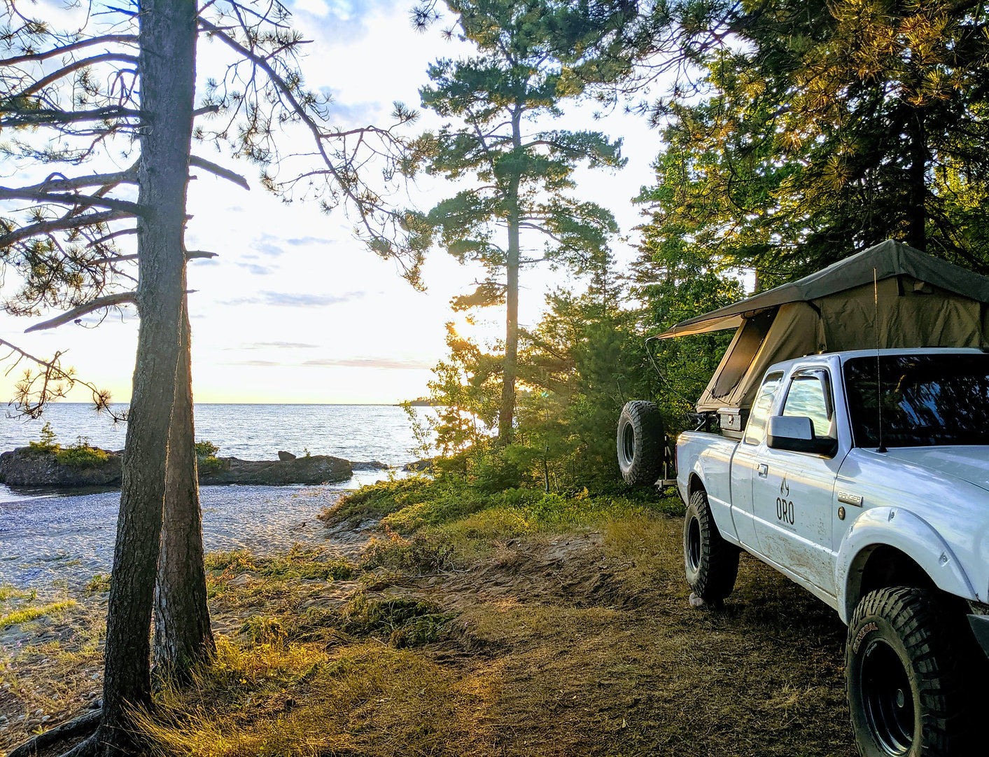 overland bed racks and accessories