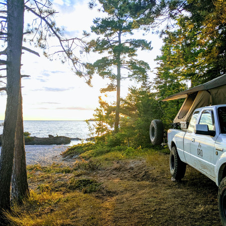 Buying a Rooftop Tent