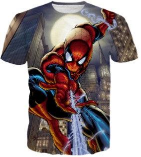 Spiderman Venom Inspired Art