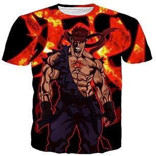 Street Fighter Inspired