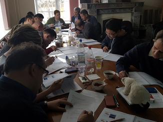Специальный тренинг в феврале 2017 года