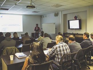 Очередной тренинг прошел в Архангельске 26-28 октября 2018 года