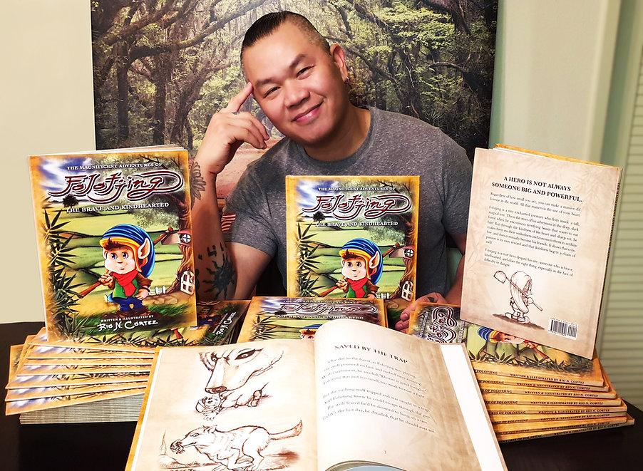Rio N. Cortez Author & Illustrator