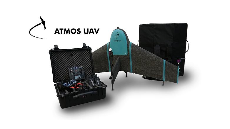 ATMOS UAV - Marlyn VTOL Drone Bundle - C