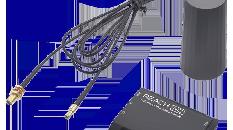 REACH M2 con Antena GNSS