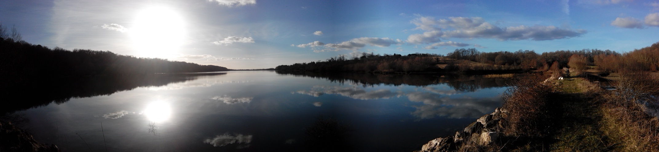 Lac de la Gioule