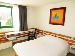chambre single , double ou PMR