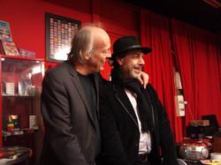 Bruno Copin et Henry Mayol