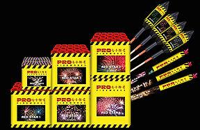 Proline fireworks