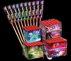 Rubro fireworks