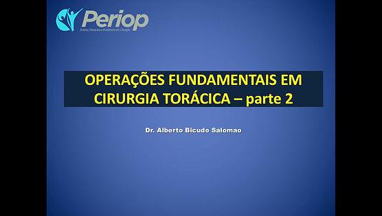 Infecção do Sítio Cirúrgico - Prof. Alberto Bicudo