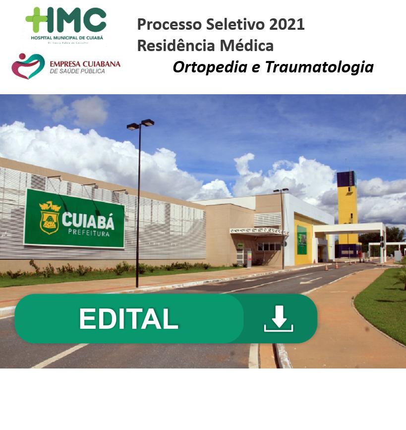 Residência Médica ECSP 2021