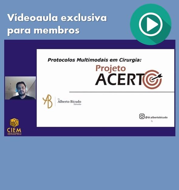 Vídeoaula - Projeto Acerto