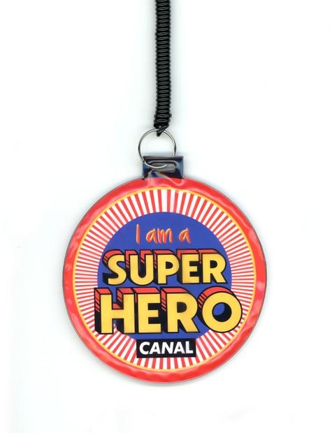 Badge Comic Con