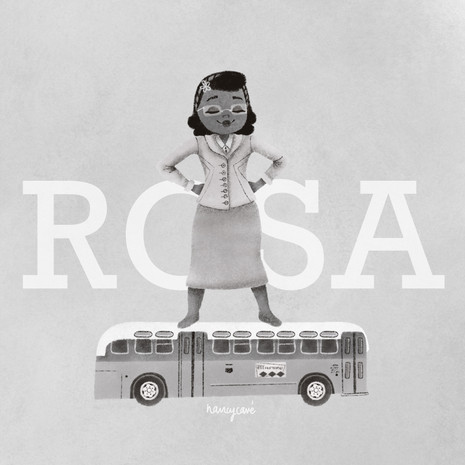 Black women in History ⋅ Illustrations personnelles