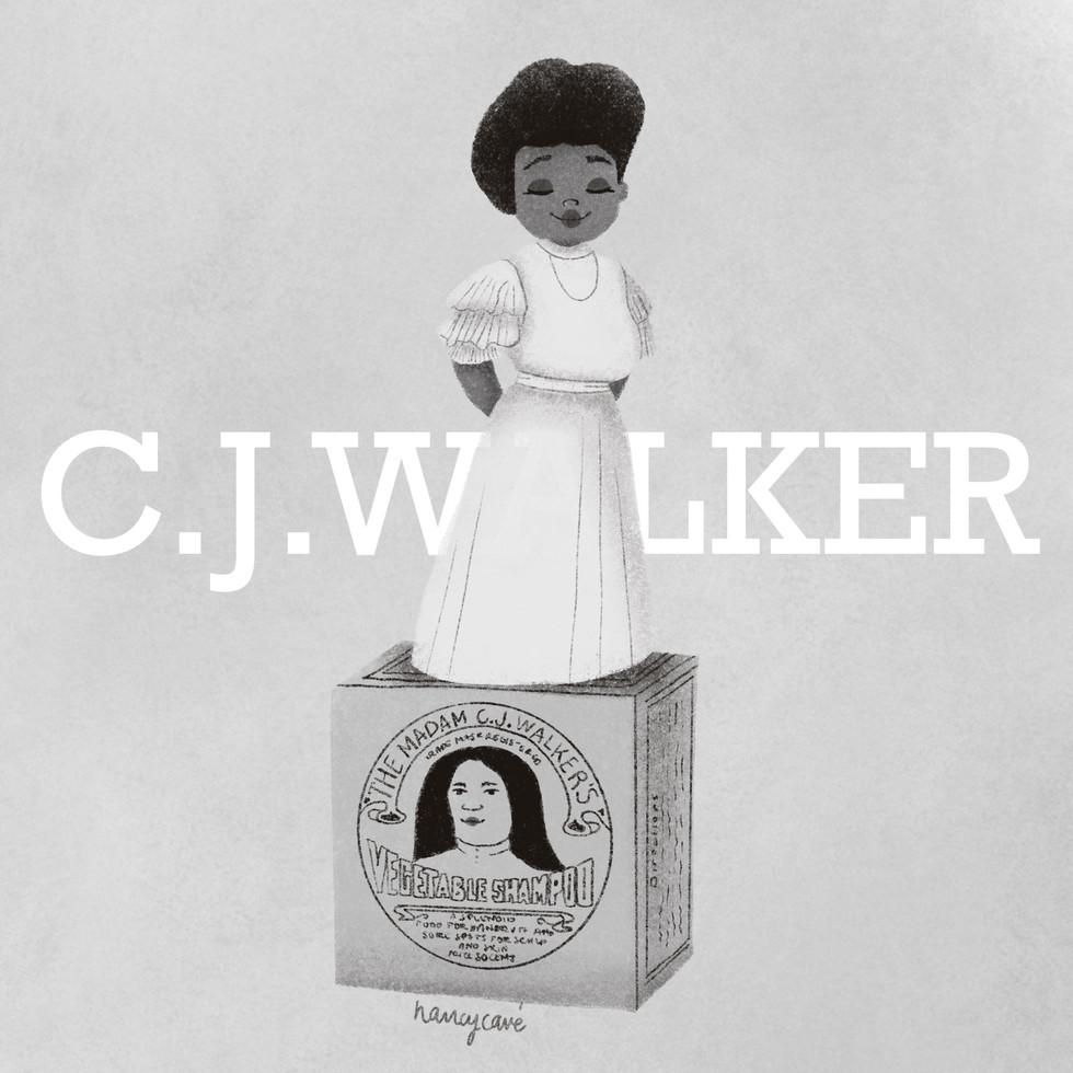 CJ Walker
