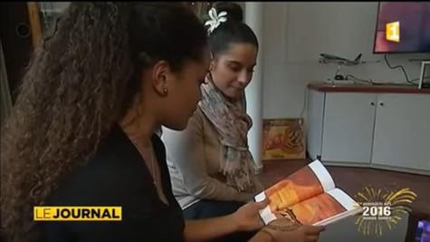 Reportage Journal TV Polynesie 1ere