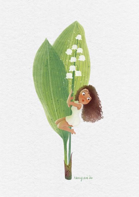 Fairies Collection ⋅ Illustrations personnelles