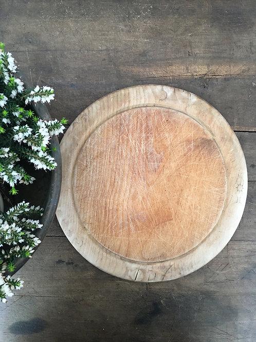 Antique bread board