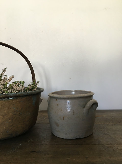 Grey German pottery