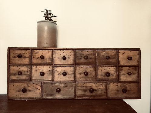 Lovely rustic drawers