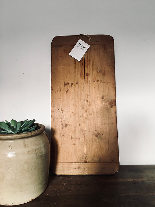 Victorian chopping board