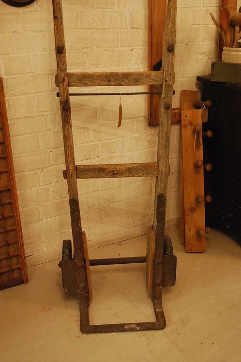 Grain sack trolley