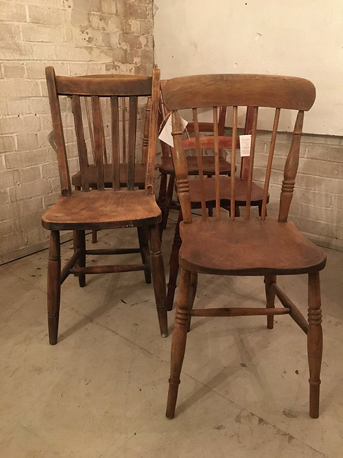 Harlequin set of 7 kitchen chairs