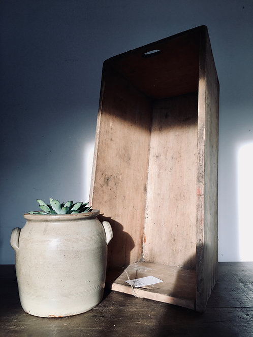 Large trug/box