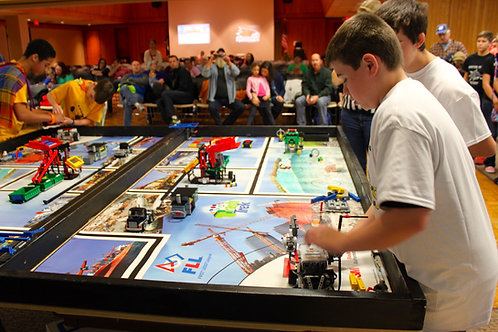 FLL Challenge Team Dues (ages 9-14)