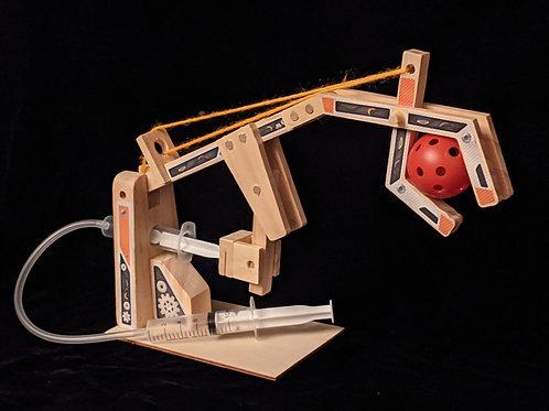 Hydraulic Robotic Arm (gr. 3-8)