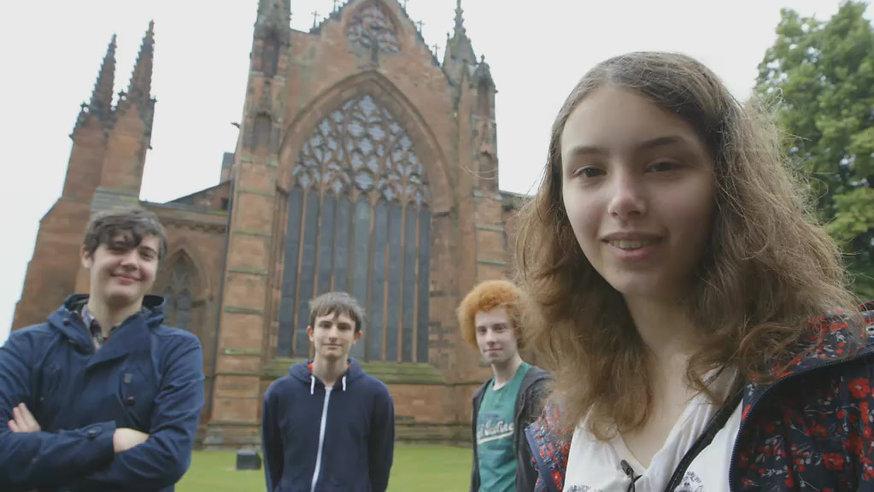 Yak Yak Club: Carlisle Cathedral