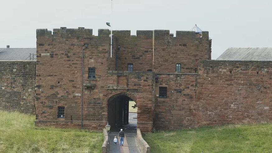 Yak Yak CLub: Carlisle Castle