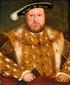 Henry VIII for podcasts produced by Monty Funk for Royal Museums Greenwich