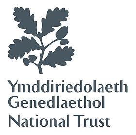 National Trust Wales logo