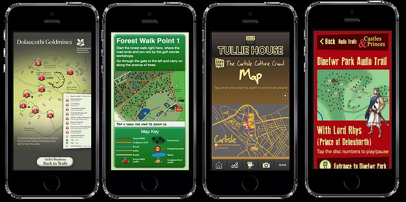 Monty Funk Mobile Apps