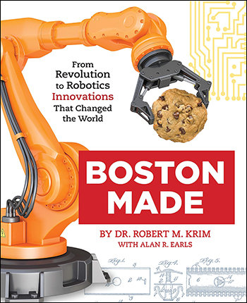 New Book Announcement | Boston Made