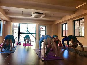 Carla Herzenberg Yoga