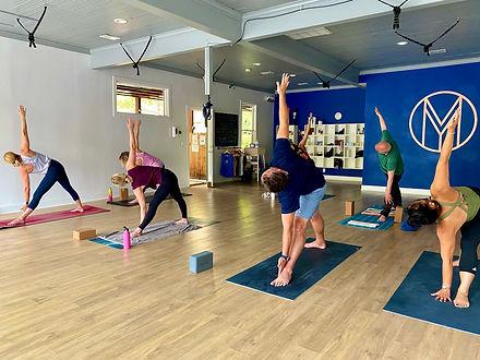 Metta Carla Herzenberg Yoga