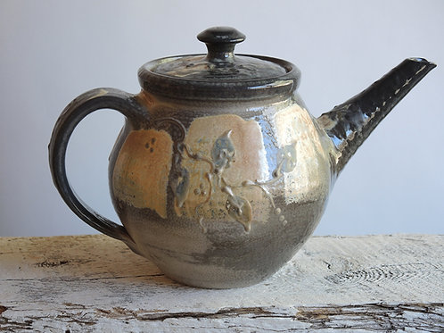 Soda Carbon Teapot