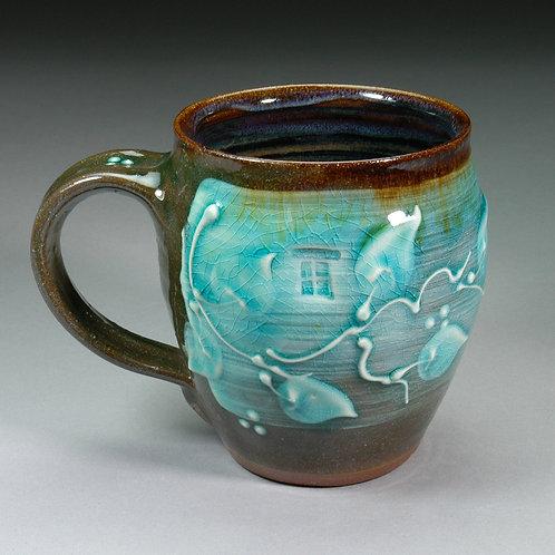 Mugsale 16 Turquoise Mug