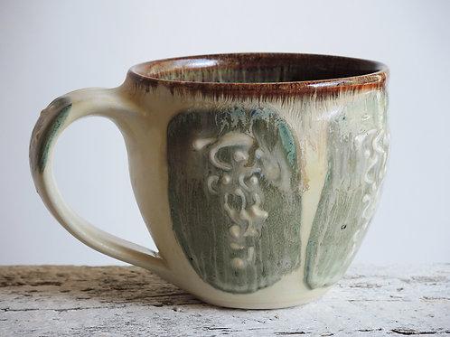 Desert Windows Cafe Mug