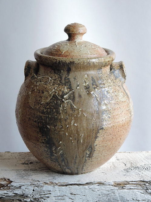 Woodfired Jar