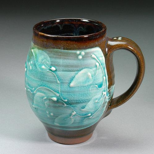 Mugsale 14 Turquoise Mug