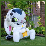 PERSUE - BUNNY KITTY INFLATABLE.jpg