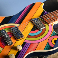 COLLABORATION WITH PRISMA GUITARS