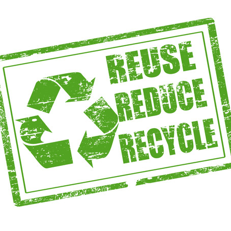 Re-use: better than recycling!