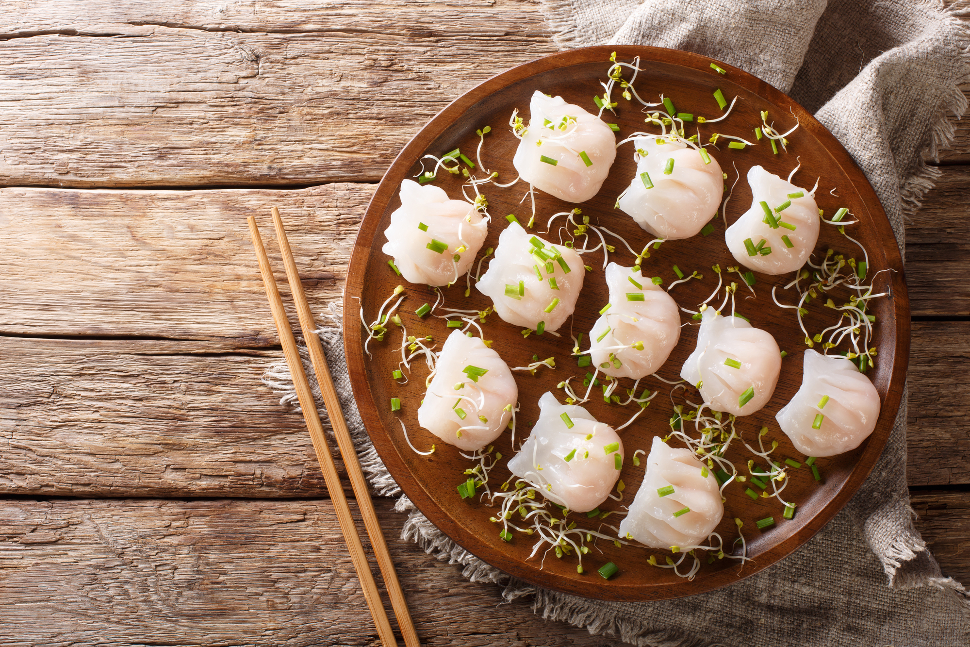 Dumplings just got better
